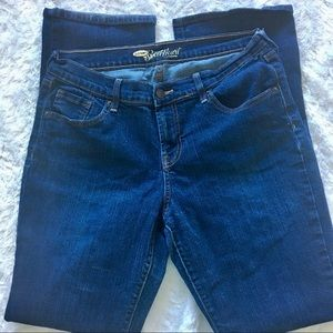old navy / the sweetheart denim jeans size 12 long
